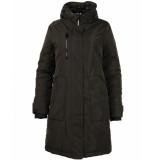 Reset Coat lr0960193 yvana groen