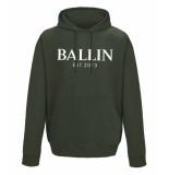 Ballin Est. 2013 Pocket hoodie groen