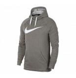 Nike Dry hoodie swoosh grijs