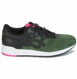 Asics Gel-lyte forest/black groen
