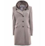 Fuchs Schmitt Coat wol 250256485 grijs