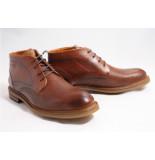 Van Lier 1955808-620 boots sportief cognac