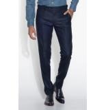 Berwich Sc elegant pantalon blauw