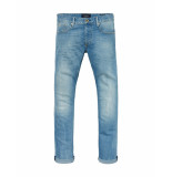 Scotch & Soda Jeans ralston blue blauw