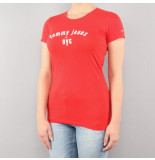 Tommy Hilfiger Tjw essential toy tee rood