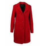 Milo Coat wol mc1162193 jules rood
