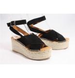 Via Vai 5201066 sandalen zwart
