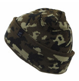 Carisma Heren muts camouflage army