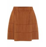Noisy may Nmlauren skirt color 27003490 aztec cognac