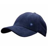 Gant Corduroy cap 9900027/410 blauw