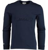 Lacoste T-shirt met logo th8638/166 blauw