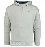 Lacoste Sweater met capuchon sh8666/4vl grijs