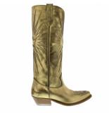 Golden Goose Deluxe Brand Golden goose hoge laarzen wish star goud