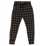 ZHRILL Pantalon n519614 fabia zwart