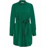 Freebird Midi jurken joya groen