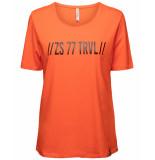 Zoso T-shirt 194dorsey oranje
