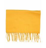 Laine Bonnet Shawl 4638 geel