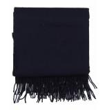 Laine Bonnet Shawl 4629 blauw