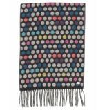 Laine Bonnet Shawl 9652 zwart