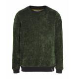 Anerkjendt Sweatshirt akalex groen