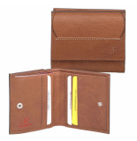 dR Amsterdam Billfold Camel One size