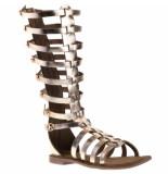 Lazamani Dames sandalen gold