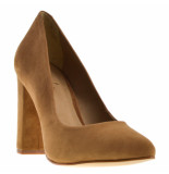 Tube Dames pumps tan