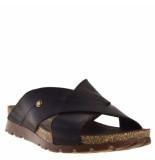 Panama Jack Heren slippers bruin