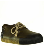 Yellow Cab Veterschoenen groen