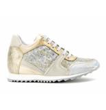 Tosca Blu Sneakers goud