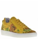 Linkkens Sneakers geel