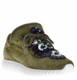 SVNTY Antwerp Sneakers groen
