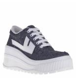Jeffrey Campbell Sneakers grijs