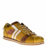 Kamo-Gutsu Sneakers combi geel