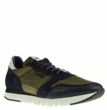 Cetti Sneakers combi groen