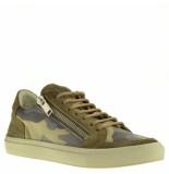 Antony Morato Heren sneakers groen