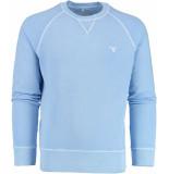 Gant Sunbleached c-neck 2056012/468 blauw