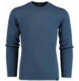 Profuomo Ppqj3a0010 pullovers blauw