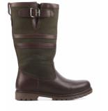 Braend 1013 ourdoor boot groen