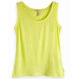 Maison Scotch Top 150233 geel