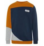 Name It Sweatshirt 13168895 nkmowen blauw