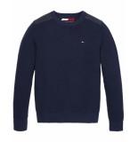 Tommy Hilfiger Sweatshirt kb0kb05292 blauw