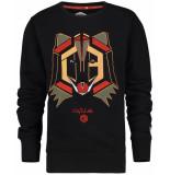 Vingino Sweatshirt nethino zwart