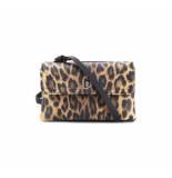 Liu Jo Belt bag leopardo marrone zwart