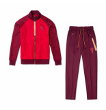 Off The Pitch Bound tracksuit - rood