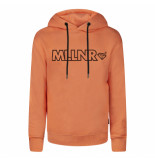 Millionaire Mllnr bernard hoodie - oranje