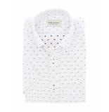 Brixon Overhemd kaelan white wit