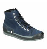 Wolky Modisch mid 043446 blauw