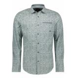 PME Legend Longsleeve shirt psi195202 9084 groen