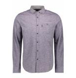 PME Legend Long sleeve shirt psi195204 4159 blauw